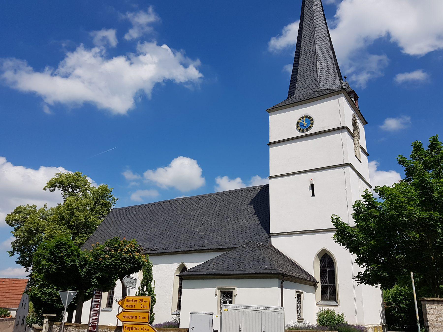 St. Nikolaus Obervolkach