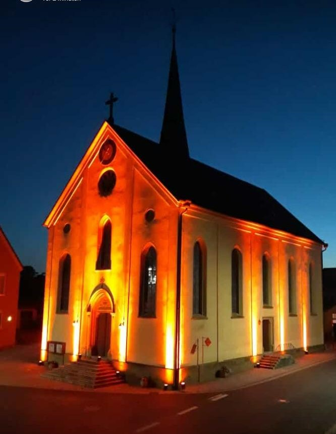 Night of Light Kirchschönbach